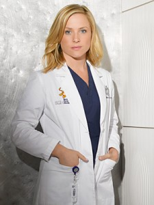 One of My Favorite Characters on Grey's Anatomy- Dr (Arizona) Robbins